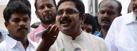 """Disqualified MLAs won't appeal against HC verdict, will face by-poll,"" says TTV Dhinakaran"