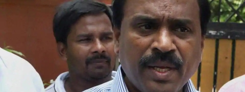 Mining baron Janardhana Reddy appears for questioning in alleged bribery case