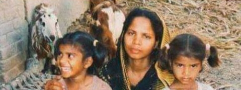 Asia Bibi case: Over 1,100 held for protesting