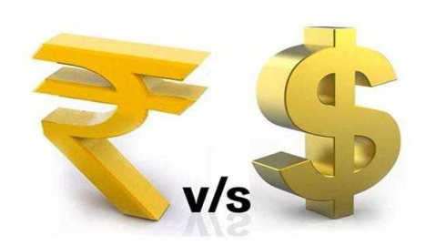Rupee up by 18 paise against USD