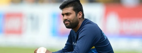 Lankan bowler Lahiru Kumara dropped from test squad against England