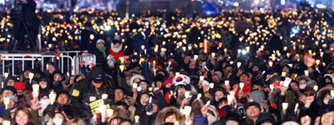 Candlelight revolution has build strong Korea: First Lady