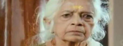 Malayalam actor Lakshmi Krishnamurthy passes away