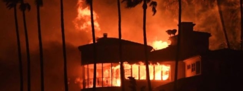 California wildfires: Death toll climbs to nine