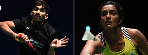 China Open: PV Sindhu, Kidambi Srikanth knocked out in quarters
