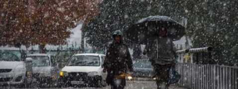 Srinagar records coldest night at -2.2 degree
