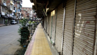 Mokokchung traders shut shutter to protest armed robbery