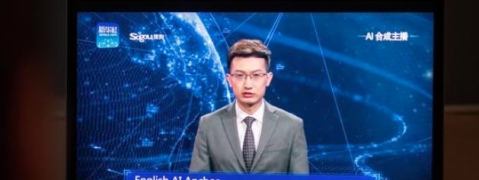 First AI Television anchor debut in China