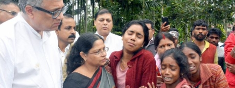 Trinamool delegation assures all support to bereaved families in Tinsukia