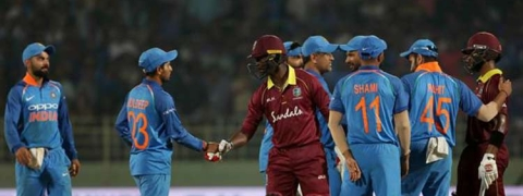Eyeing another win, India to face Windies in the second T20I