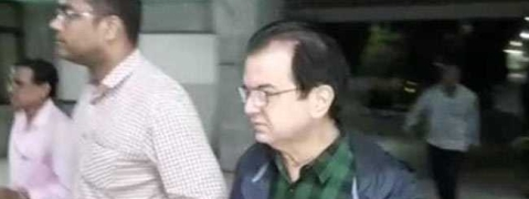 Choksi aide held at Kolkata