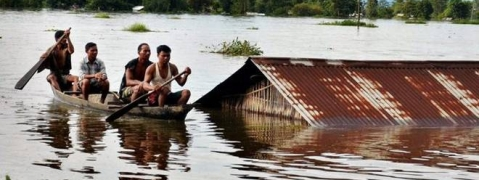 Flood stricken farmers yet to get assistance in Tripura district