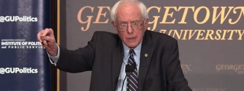 'Get our act together' on climate change: Bernie Sanders