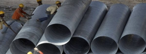 Indian Hume Pipe receives LoA for work of Rs 204 .51 crores