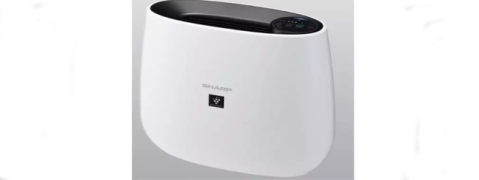 Sharp launches new 'J-Series' air purifiers