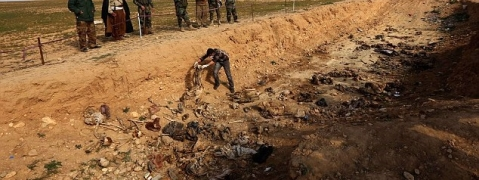 More than 4000 bodies exhumed in Nineveh: Iraq Human Rights Commission