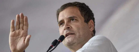 Rahul lauds Gen Hooda for saying that surgical strikes were politicised