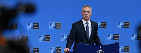 NATO looks to deepen ties with Georgia, Ukraine