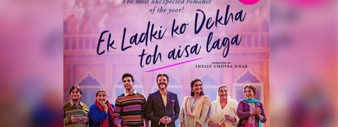 Title track of 'Ek Ladki Ko Dekha Toh Aisa Laga' to be out on Jan 8