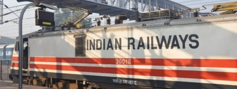 Another feather in Railways' hat as it converts diesel loco to electric