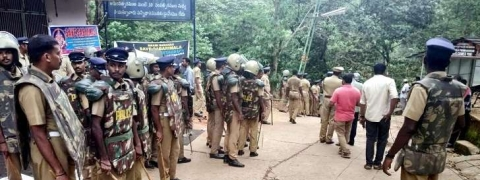 Sabarimala Row: Prohibitory Orders extended till Dec 8