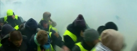 Yellow Vest protest: More than 350 detained, 32 remanded in custody