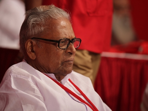 Not BJP, Achuthanandan on war path is CPM enemy No. 1