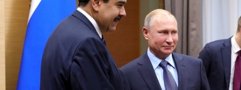 Russia, Venezuela sign $5 Bn agreement for oil sector