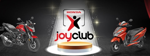 Honda welcomes 2 lakh plus members to 'Honda Joy Club' family
