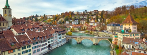 Why is Bern capital of Switzerland?