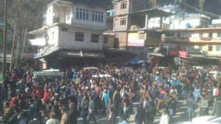 Police deployed at Rohru after communal tension