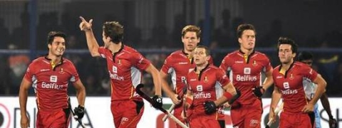 Alexander Hendricks guides Belgium to edge past South Africa in World cup Hockey