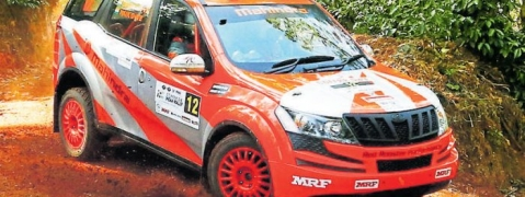Coffee Day Rally: Gaurav Gill forced to retire due to mechanical problem and Karna Kadur leads