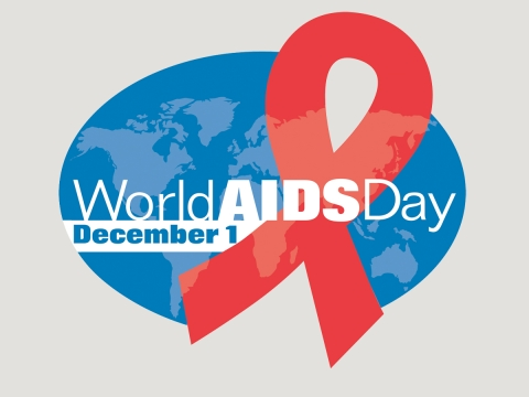 Dec 1, World AIDS Day