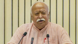 RSS chief in Tripura on 3 –day visit