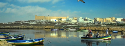 Tunisia coastline: in need of climate cash boost