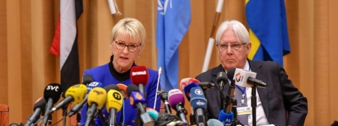 Yemen: UN urges good faith as 'milestone' talks underway in Sweden