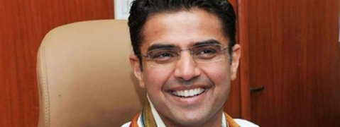 Sachin Pilot exudes confidence on formation of Congress Govt in Rajasthan