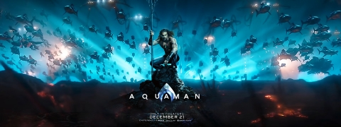 AQUAMAN: Can he save the D.C. Universe?