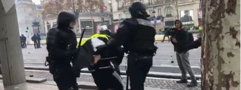 Over 139 people to face trial after Saturday riots in Paris - reports