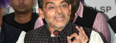 How selling seat possible when seat sharing not final: Upendra Kushwaha