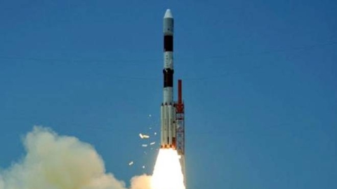 Heaviest GSAT satellite launched