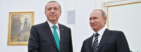 Putin to meet with Erdogan today