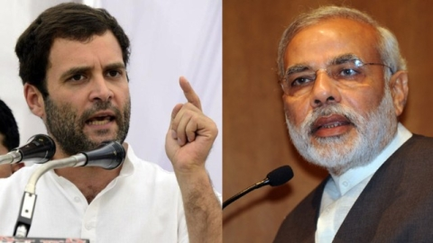 1,654 days since u became PM Still no press conference Try one someday: Rahul to Modi