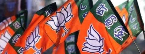 BJP workers held for firing, arson