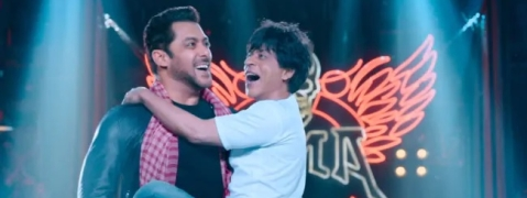 Makers of 'Zero' release 'Issaqbaazi' song featuring Shah Rukh, Salman