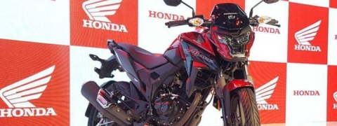Honda launches X-Blade ABS at Rs 87,776