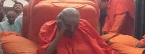 Siddaganga Seer's condition being monitored : Hosp