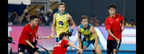 England and China finish second and third of Pool B in Odisha Hockey Men's World Cup