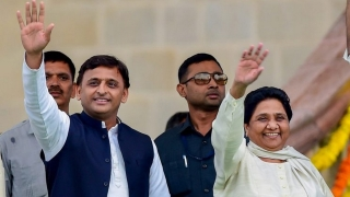 BSP-SP tie-up in UP hinges on results of five states